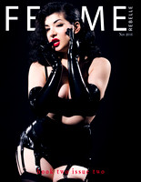 Femme Rebelle Magazine - Issue 2, Book 2